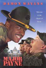 Major Payne - 11 x 17 Movie Poster - Style A
