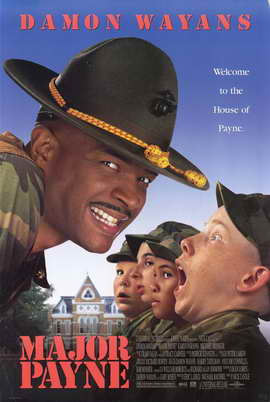 Major Payne - 27 x 40 Movie Poster - Style A