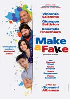 Make a Fake - 43 x 62 Movie Poster - UK Style A
