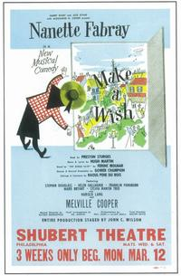 Make a Wish (Broadway) - 11 x 17 Poster - Style A