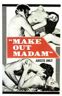 Make Out Madam - 27 x 40 Movie Poster - Style A