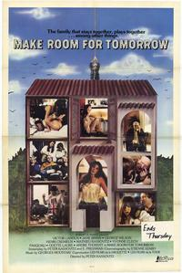 Make Room for Tomorrow - 11 x 17 Movie Poster - Style A