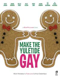 Make the Yuletide Gay - 43 x 62 Movie Poster - Bus Shelter Style A