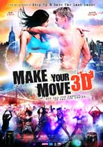 """Make Your Move"" Movie Poster"