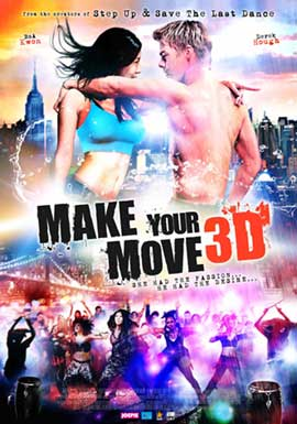 Make Your Move - 11 x 17 Movie Poster - Dutch Style A