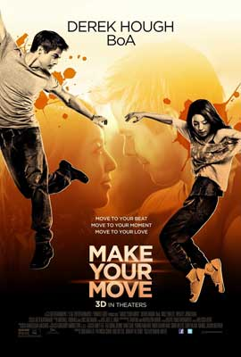 Make Your Move - 11 x 17 Movie Poster - Style A