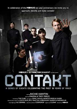 Making Contakt - 11 x 17 Movie Poster - Style A