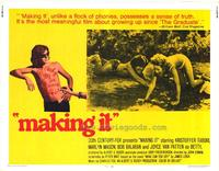 Making It - 11 x 14 Movie Poster - Style A