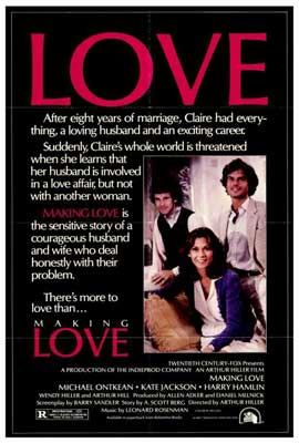 Making Love - 27 x 40 Movie Poster - Style A