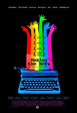 Making the Boys - 11 x 17 Movie Poster - Style A