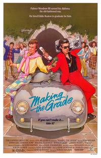 Making the Grade - 43 x 62 Movie Poster - Bus Shelter Style A
