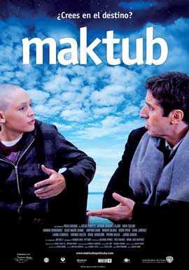 Maktub - 43 x 62 Movie Poster - Spanish Style A