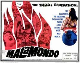 Malamondo - 11 x 14 Movie Poster - Style A