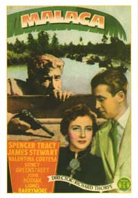 Malaya - 11 x 17 Movie Poster - Spanish Style A