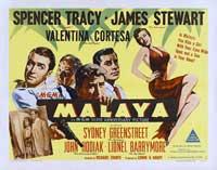 Malaya - 22 x 28 Movie Poster - Half Sheet Style A