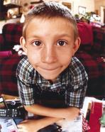 Malcolm in the Middle - Malcolm In The Middle in Checkered Polo Close up Portrait