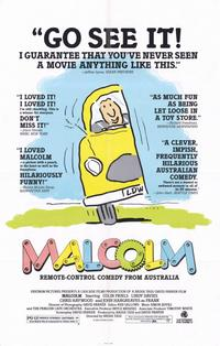 Malcolm - 11 x 17 Movie Poster - Style A
