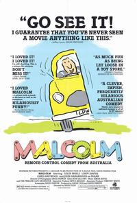 Malcolm - 27 x 40 Movie Poster - Style A