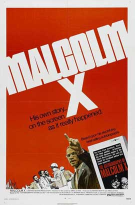 Malcolm X - 27 x 40 Movie Poster - Style A