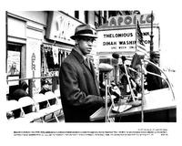 Malcolm X - 8 x 10 B&W Photo #1