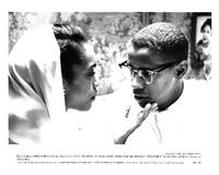 Malcolm X - 8 x 10 B&W Photo #2
