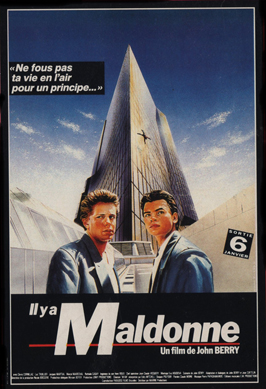 Maldonne - 11 x 17 Movie Poster - French Style A