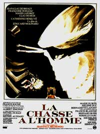 Male Hunt - 11 x 17 Movie Poster - French Style A