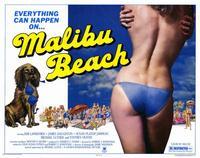 Malibu Beach - 11 x 14 Movie Poster - Style A