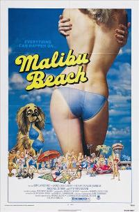 Malibu Beach - 43 x 62 Movie Poster - Bus Shelter Style A