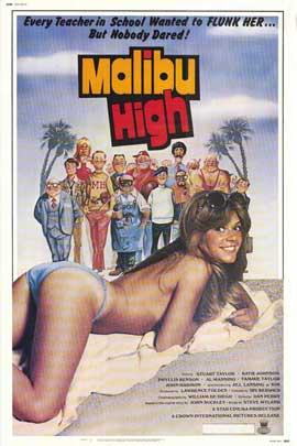 Malibu High - 27 x 40 Movie Poster - Style A