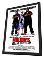 Malibus Most Wanted - 27 x 40 Movie Poster - Style A - in Deluxe Wood Frame