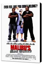Malibus Most Wanted - 27 x 40 Movie Poster - Style A - Museum Wrapped Canvas
