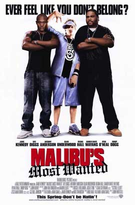 Malibus Most Wanted - 11 x 17 Movie Poster - Style A