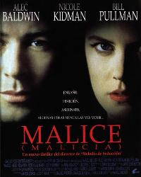 Malice - 11 x 17 Movie Poster - Spanish Style A