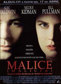 Malice - 27 x 40 Movie Poster - Spanish Style B