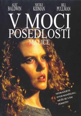 Malice - 11 x 17 Movie Poster - Czchecoslovakian Style A