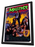 Mallrats - 11 x 17 Movie Poster - Style B - in Deluxe Wood Frame