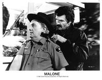Malone - 8 x 10 B&W Photo #1