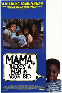 Mama, There's a Man in Your Bed - 11 x 17 Movie Poster - Style A