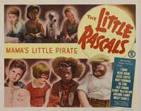 Mama's Little Pirate - 11 x 14 Movie Poster - Style B