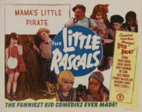 Mama's Little Pirate - 11 x 14 Movie Poster - Style C