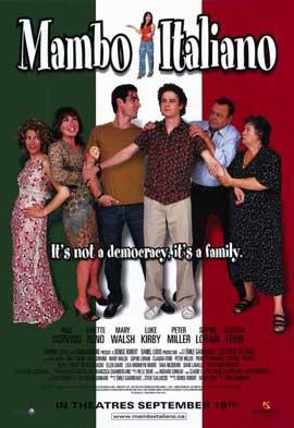 Mambo Italiano - 11 x 17 Movie Poster - Style A