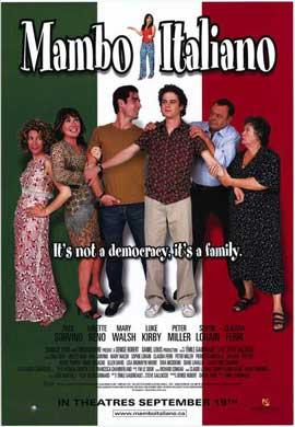 Mambo Italiano - 27 x 40 Movie Poster - Style A