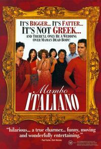 Mambo Italiano - 11 x 17 Movie Poster - Style B