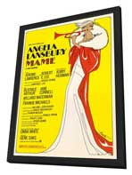 Mame (Broadway) - 27 x 40 Movie Poster - Style A - in Deluxe Wood Frame