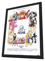 Mame - 11 x 17 Movie Poster - Style A - in Deluxe Wood Frame
