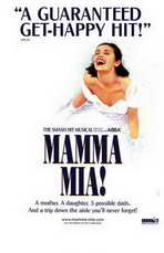 Mamma Mia (Broadway) - 11 x 17 Poster - Style A