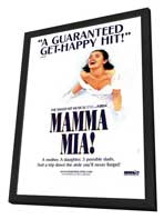 Mamma Mia (Broadway) - 27 x 40 Poster - Style A - in Deluxe Wood Frame