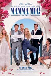 Mamma Mia! - 11 x 17 Movie Poster - Style A