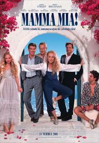 Mamma Mia! - 27 x 40 Movie Poster - Style A